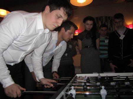Российский победитель Sappi Cup 2012