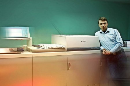 Новый Canon на рынке коммерческой печати Москвы
