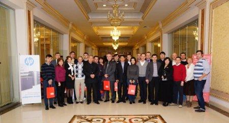 Семинар в Казахстане